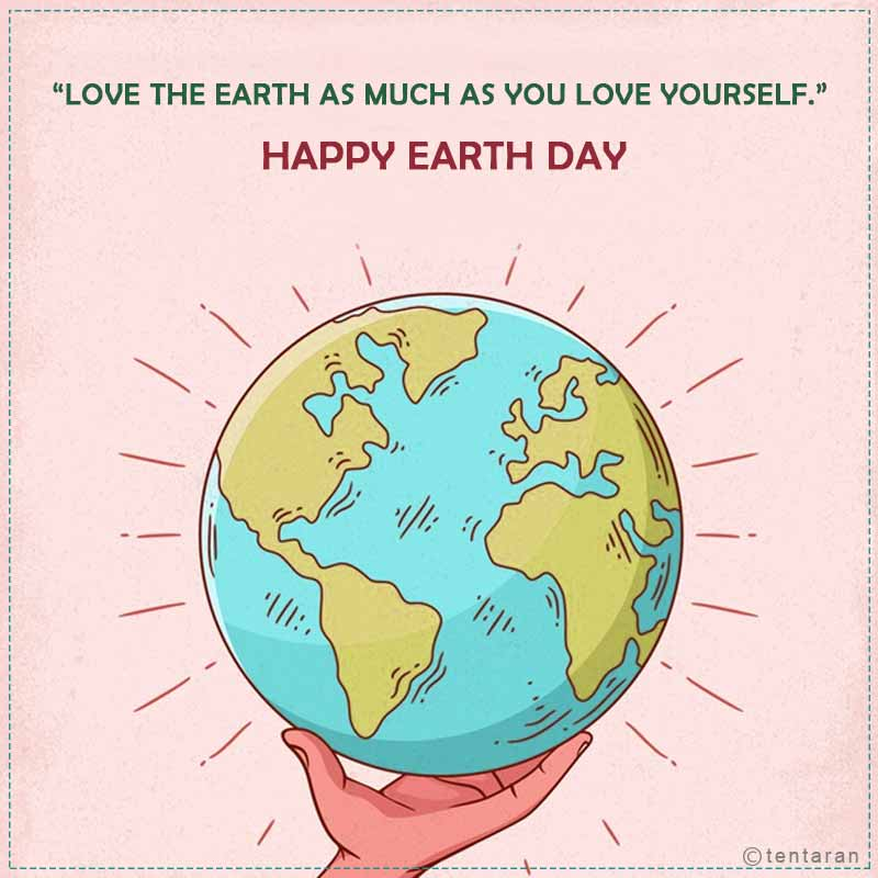 Happy world earth day 2020 theme slogan wishes quotes ...