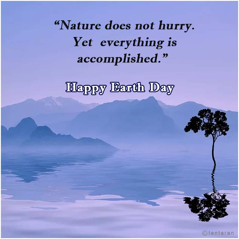 Happy World Earth Day 2020 Theme Slogan Wishes Quotes