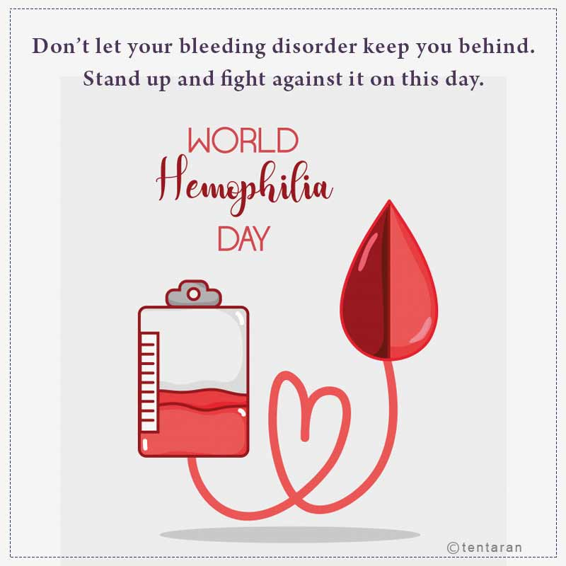 world haemophilia day images1