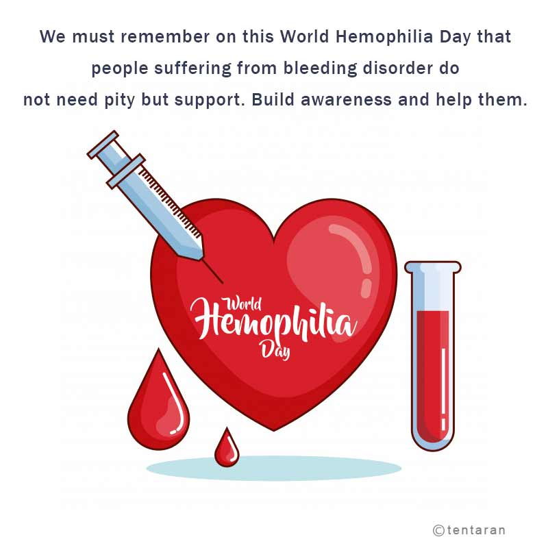 world haemophilia day images9