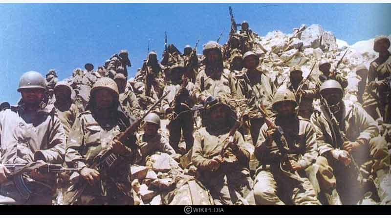 Indian special forces MARCOS