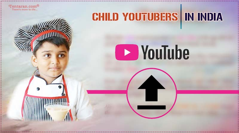 child youtubers in india