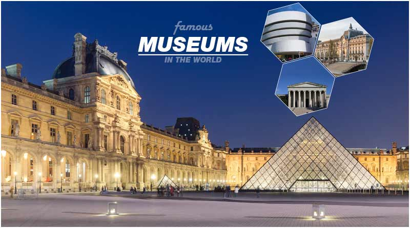 famous museums in the world