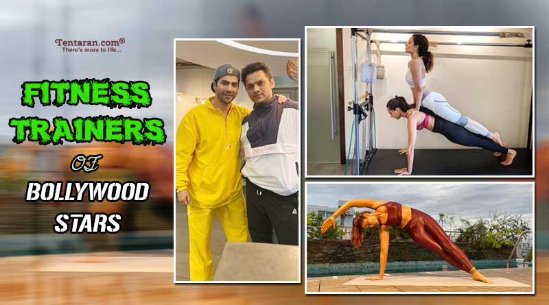 fitness trainers of bollywood stars