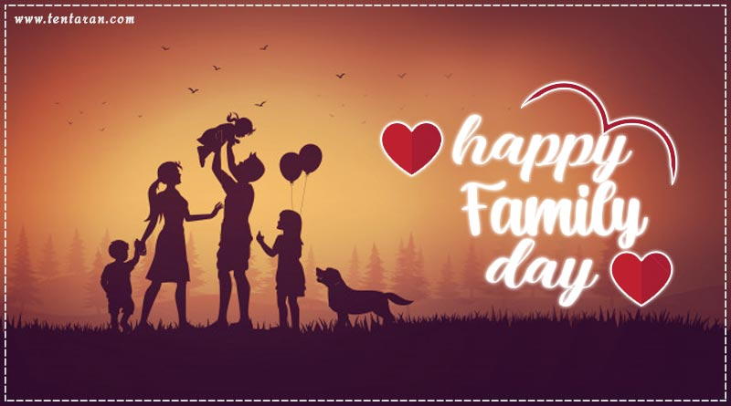 happy world family day quotes images