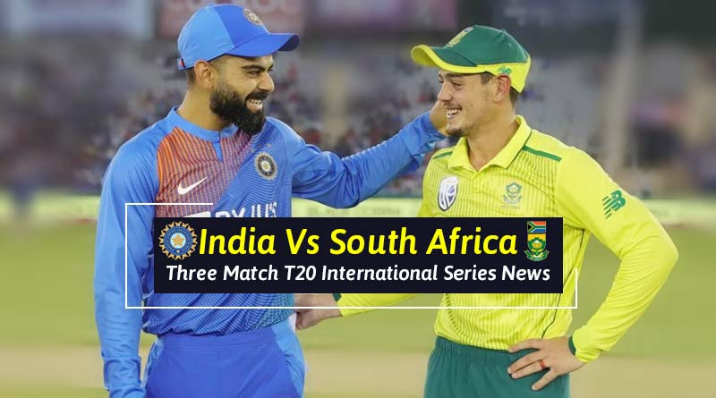 india vs south africa t20 series 2020 schedule news