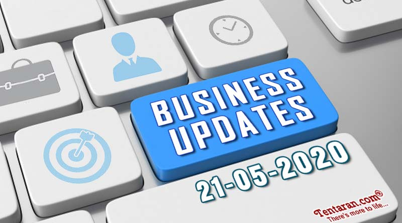 latest india business news 21st may 2020