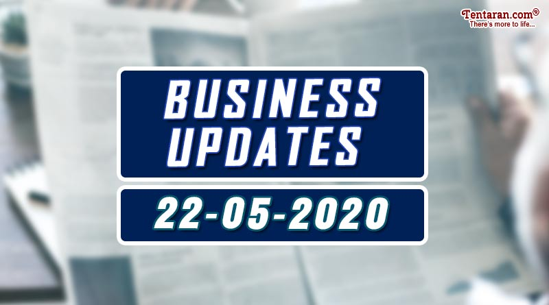 latest india business news 22nd may 2020