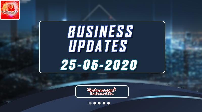 latest india business news 25th may 2020