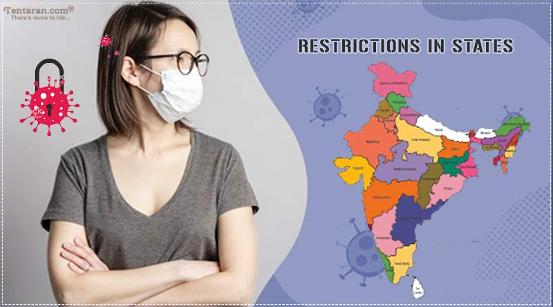 lockdown restrictions in india