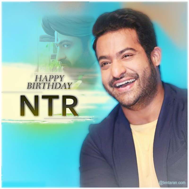 n t rama rao jr birthday wishes images3