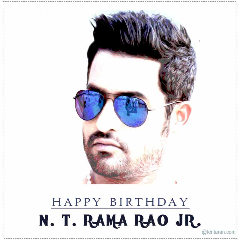 n t rama rao jr birthday wishes images5