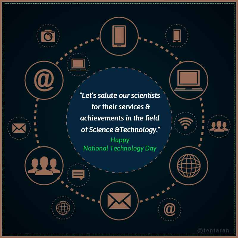 national technology day wishes images1