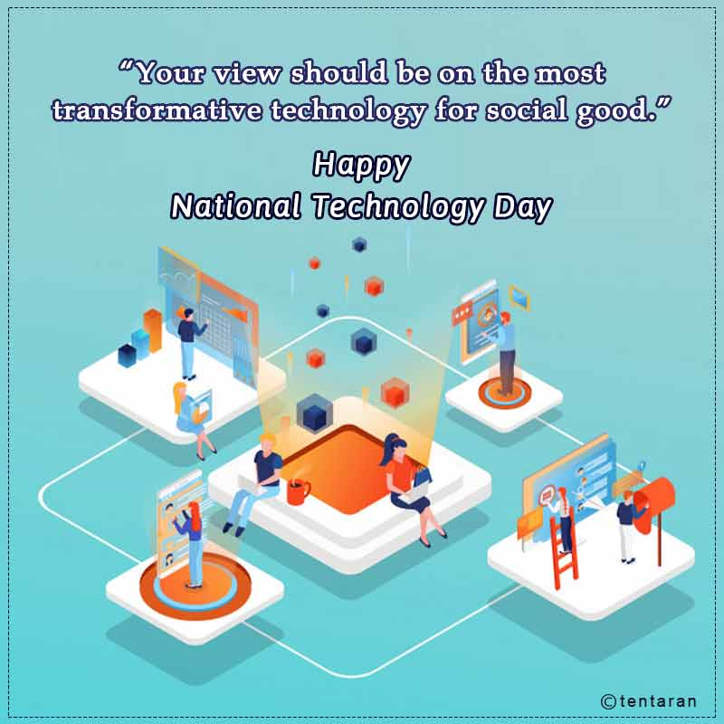 national technology day wishes images7