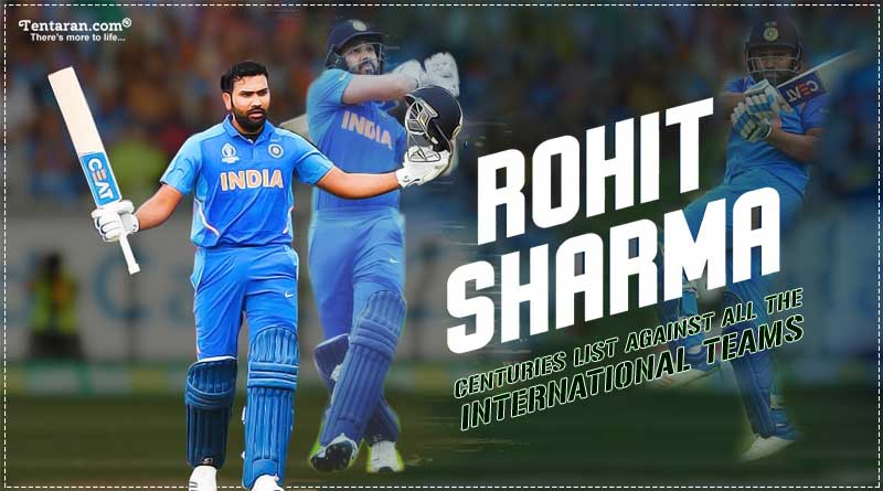 rohit sharma centuries