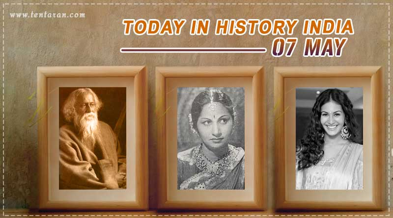 7 may in indian history