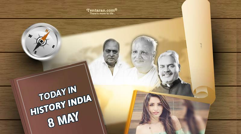 8 may in Indian history