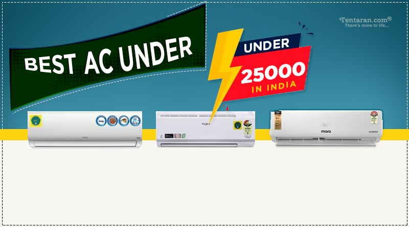 best ac under 25000 in india