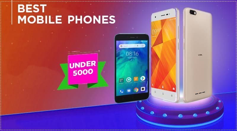 best mobile phones under 5000