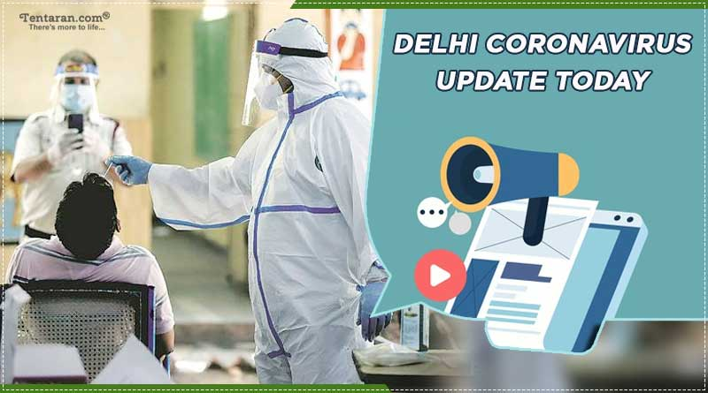 delhi coronavirus update today