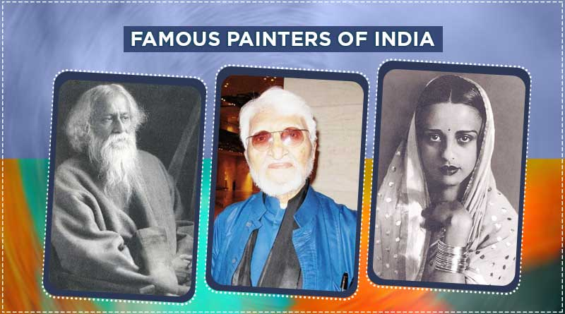 famous painters of india
