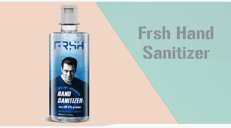 frsh hand sanitizer