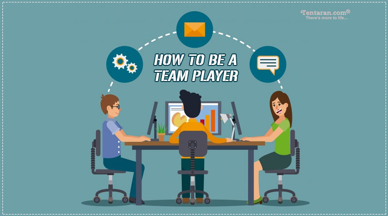how to be a team player