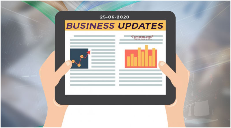 latest india business news 25th june 2020