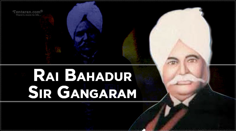 sir gangaram biography