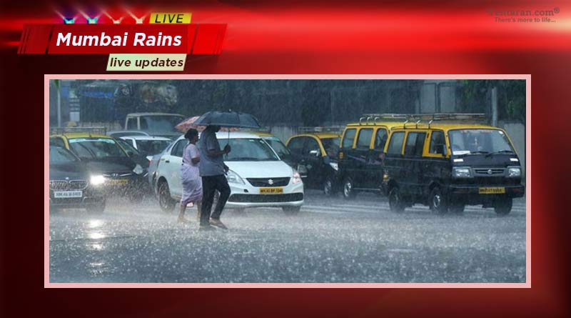 Mumbai rains live updates today