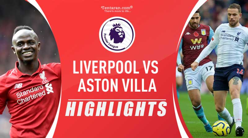 Premier League Highlights Liverpool vs Aston Villa and Southampton vs Manchester City