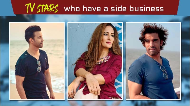 TV stars who have a side business tv stars business