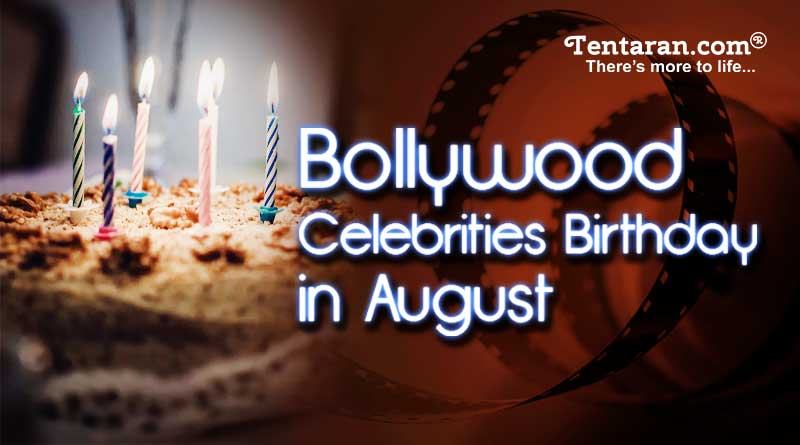 Bollywood celebrities birthday in August: Wish your favorite stars on their birthday