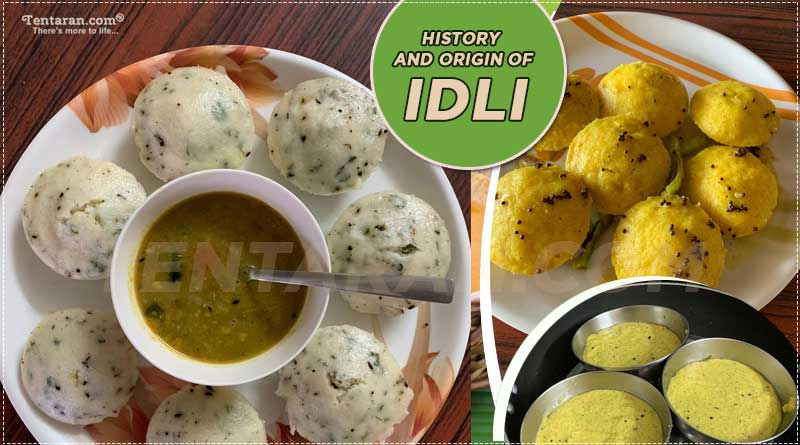 history and origin of idli