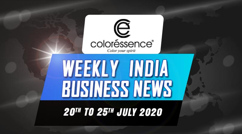 india business news weekly roundup 20th to 25th july 2020 news