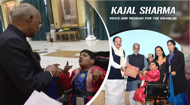 kajal sharma disability rights activist