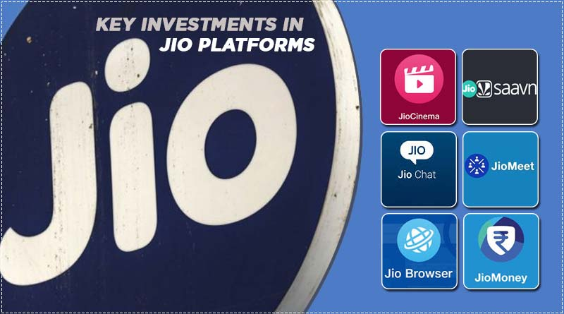 key investments in jio platforms