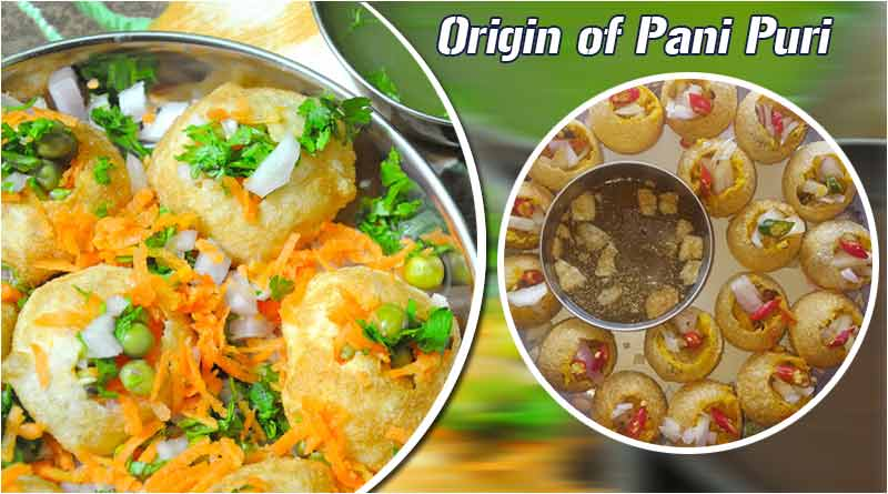 origin of pani puri