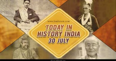 30 July in Indian history: Know about July 30 special day in India, famous birthdays, events