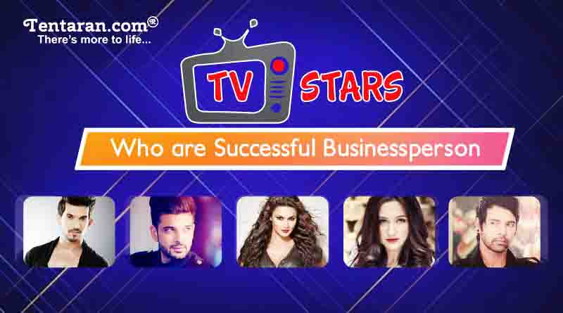 tv stars who have a side business