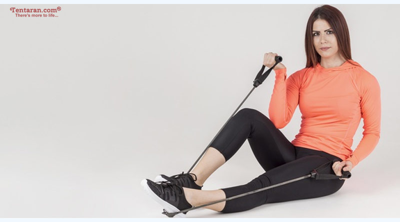 use resistance band