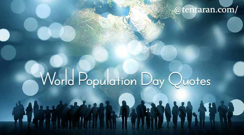 world population day quotes images