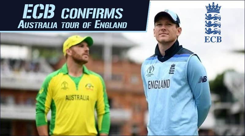 australia tour of england 2020 schedule