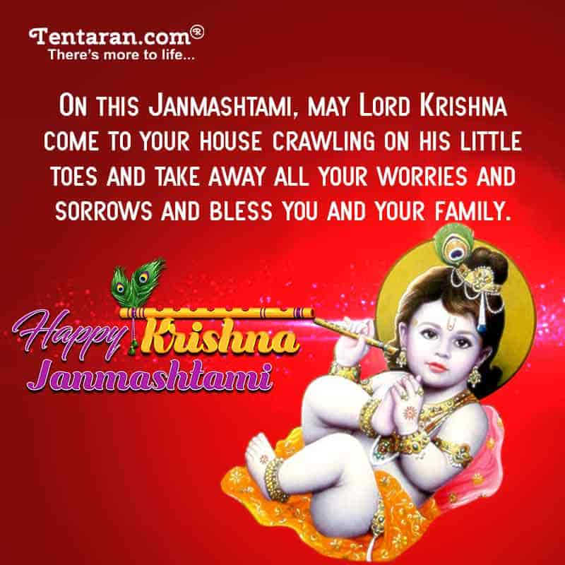 happy Janmashtami quotes with images8