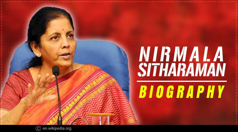 interesting facts about nirmala sitharaman
