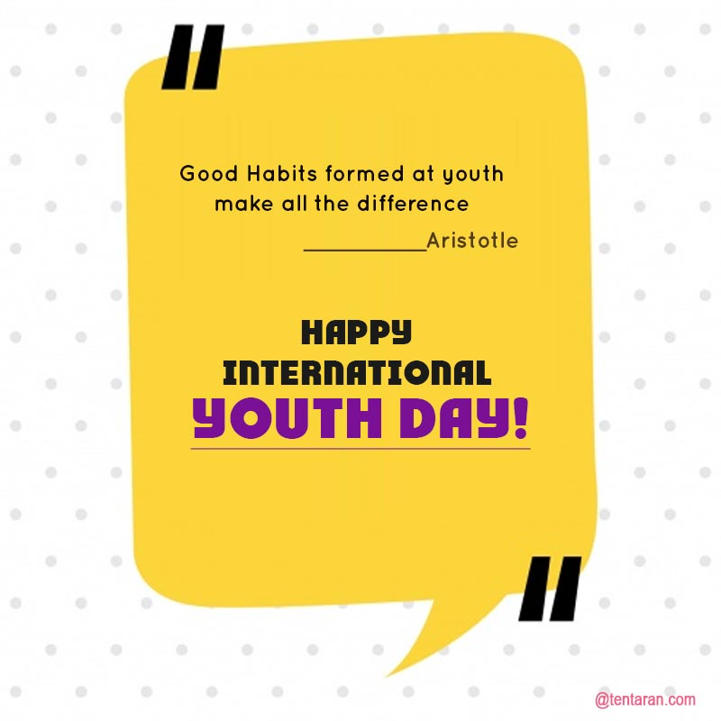 international youth day quotes images4