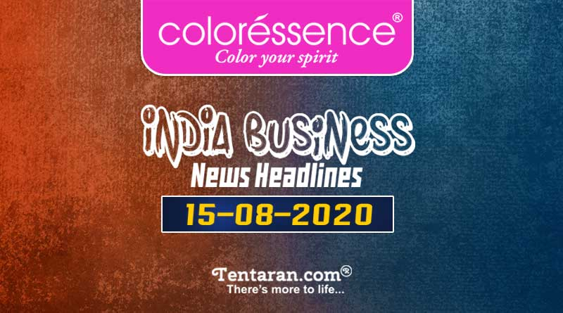 latest india business news 15th august 2020