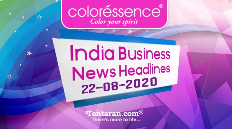 latest india business news 22nd august 2020