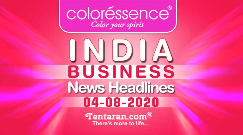 latest india business news 4th august 2020