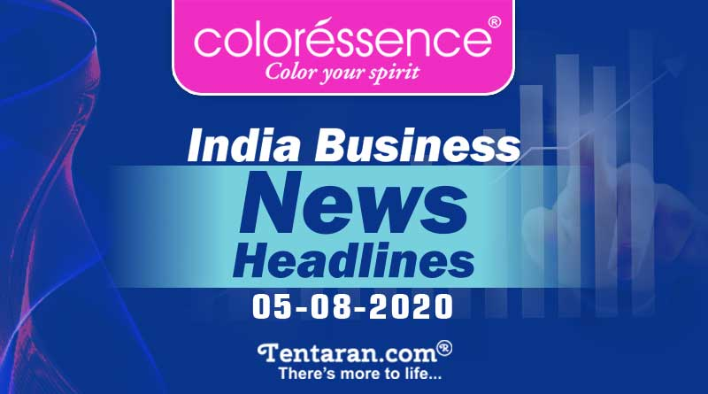 latest india business news 5th august 2020